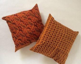 Bhamini Rose // Throw Pillowcase