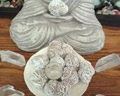 Desert Rose / Meditation Altar / Meditation stone / Chakras / Reiki