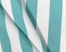 Aqua Blue Table Runner Stripe Runner Modern Aqua Home Decor Table Wedding Table Centerpiece Aqua Decoration Linens