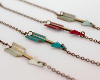 Direction Dainty Chain Bracelet