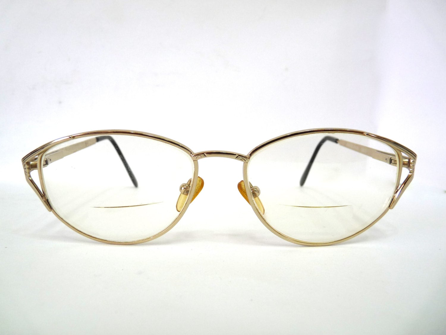 Vintage Cat-Eye Glasses Prescription Eyeglasses by ...