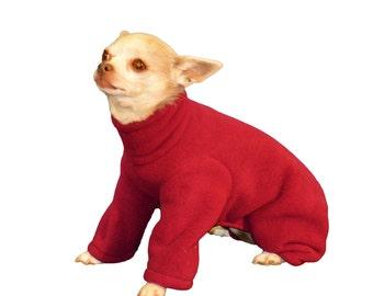 Dachshund Sized Windpro Dog Pajamas, Custom made just for your dog