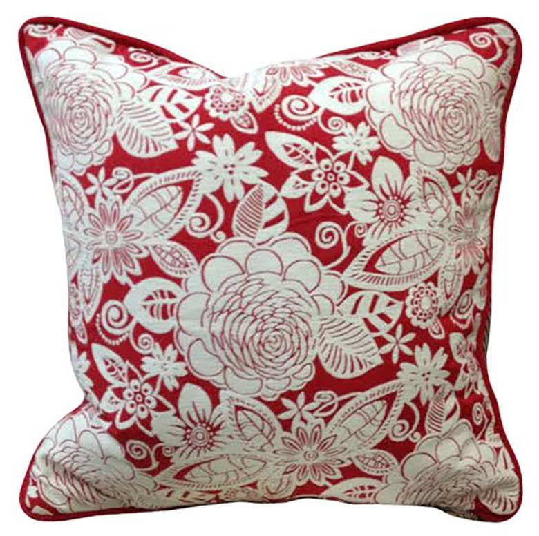 Throw Pillows In Ghana : Red Pillow Best Pillows Cheap Throw Pillows by SPCustomDrapery