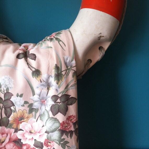 Alte englische cottage floral gardinen - Englische gardinen ...