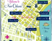 Custom Listing for Melissa - 15 New Orleans Totes