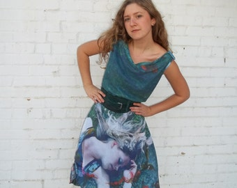 Ophelia Submerges Dress