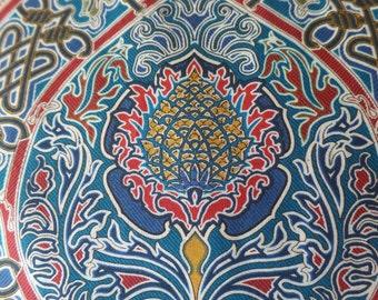 Liberty of London Art Fabrics Tana Lawn Cotton Gambier Pomegranate Motif