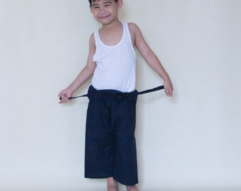 Kid's fisherman pants 3 Sizes Avaliable