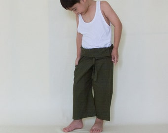 Kid's fisherman pants 3 Sizes Availabl