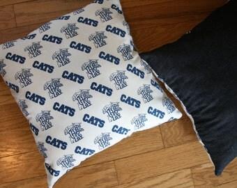 UK WildCats Pillow Denim University of Kentucky