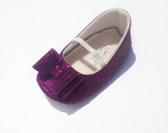 Purple wedding shoes – Etsy