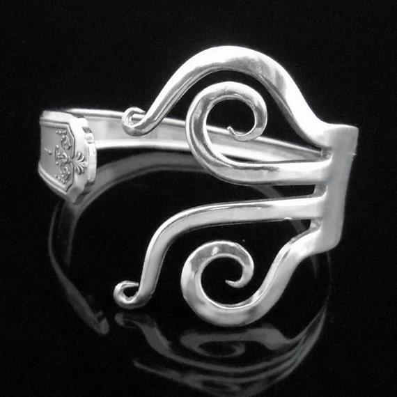 Fork Bracelet in Original Flame Design