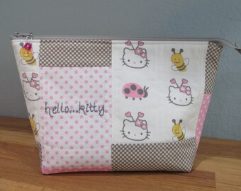 Zipper Bag, Hello Kitty