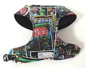 Starwars Comfort Soft Dog Harness -Made to Order -