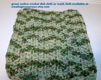 Acrylic Dish/Wash Cloth, stocking stuffer