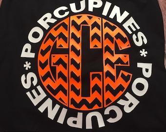 Custom School Spirit T-Shirt  mascot, school