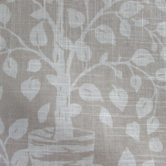 ferrara toast home decor bedding drapery print multipurpose home decor sheer fabric eaton square brinkley toast
