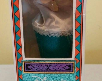 Disney's Magical Pop Ups Mickey Mouse Cone Style Push Up Puppet IOB Never Opened