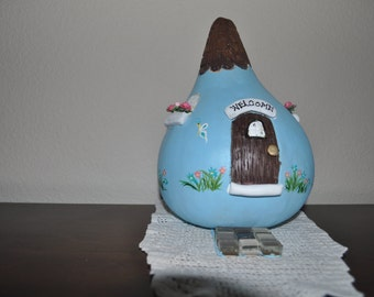 Gourd Fairy House