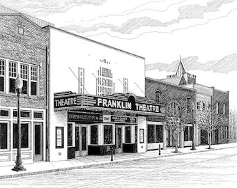 Franklin Theatre in Franklin TN