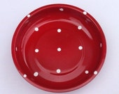 Apple Red Magnetic Pin Bowl **see description