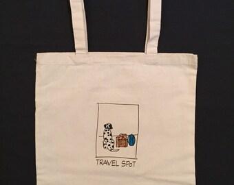 Travel SPoT Tote Bag