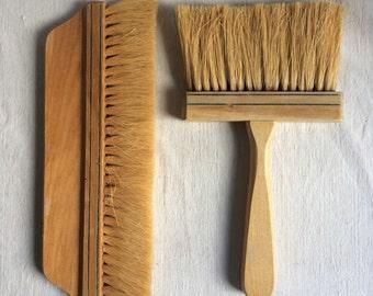 Vintage wallpaper brush set  wallpaper tool kit  Craftway