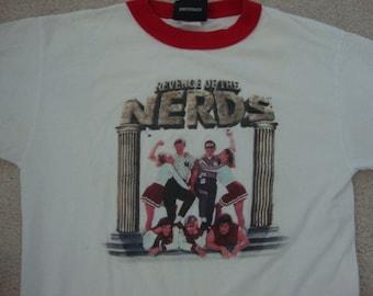 Revenge Of The Nerds 80's Movie Ringer T Shirt S