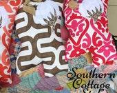 Cotton Boll Pillows