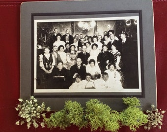 Antique Photo - San Francisco Wedding Photo  Vintage Photo