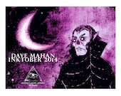 INKTOBER 2014 (Black and White Zine)