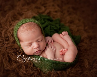 Leighton Heritage 3'x5' Genuine Flokati Newborn Photography Wool Posing Prop Fall Brown Organic Large Layering Bean Bag Floor Cover Nursery