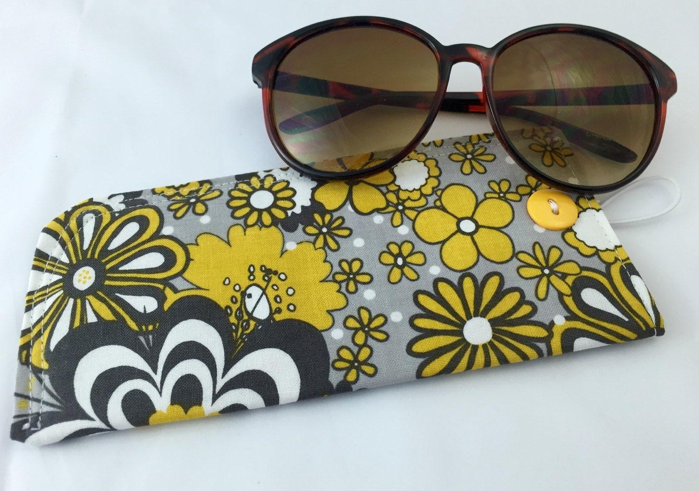fabric eyeglass sunglass reading glasses