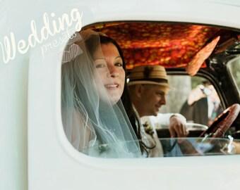 20 Wedding Lightroom Presets - Soft Pastel Light Presets for Weddings or Portraits - Instant Download
