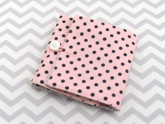Interchangeable Knitting Needle Case Sewing Pattern : Interchangeable Knitting Needle Case Pink