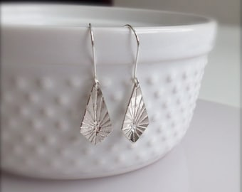 SALE Amelia Sterling Silver Earrings - enter coupon code SPRINGSALE at checkout to receive 20% off