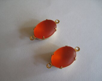 2-Orange Connectors