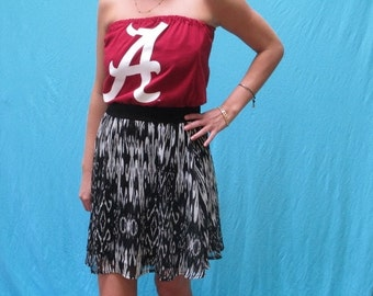 Alabama Game Day Dress Tailgate in Style Crimson Tide
