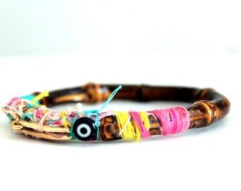evil eye bracelet-