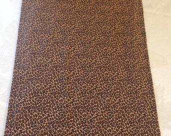 Leopard Cheetah Animal Print Table Runner, Baby Shower, Bridal Shower, Wedding, Party, Zoo, Jungle, Safari, Travel