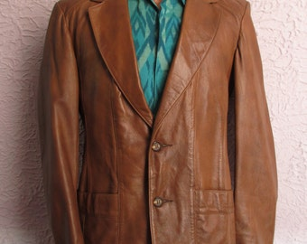 Vintage Men's  Scully California Leather Jacket 40