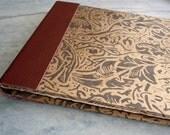 Wm Morris Copper Blank Guest Book or Album
