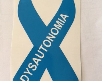POTS Decal Dysautonomia