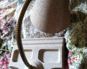 Vintage retro desk lamp