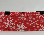 Christmas Dog Collar - Dog, Martingale or Cat Collar - All Sizes - Season Greetings