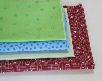 Cotton Fabric Bundle (Clearance)