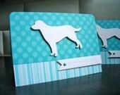 Dog Sympathy Card, Loss of Dog Card, Pet Sympathy Card, Labrador