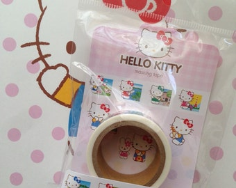 NEW Japanese masking tape Hello Kitty Limited edition from Japan Post A