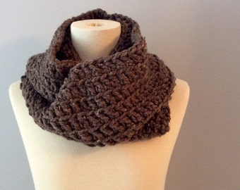 Ready to Ship, Classic Loop Scarf, Barley, Unisex Adult