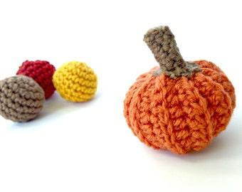 Catnip Pumpkin Cat Toy